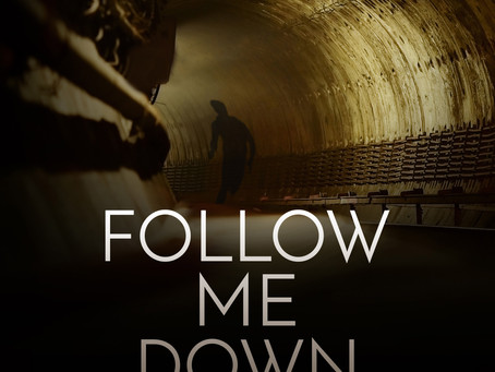 """""""Follow Me Down"""" By Author Gordon MacKinney In Audiobook Format"""