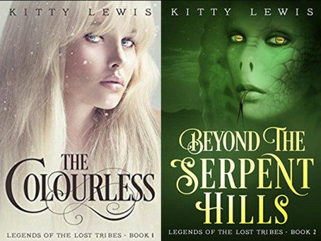 """Beacon Publishing Group Releases """"Legends of The Lost Tribes"""" Books 1 & 2 By Author Kitty Lewis"""