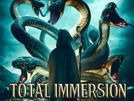 """""""Total Immersion: Dark World"""" By S.J. Larsson"""
