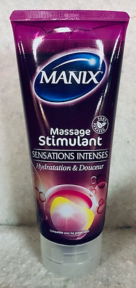 Manix gel de massage stimulant 200 ml