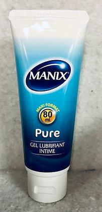 GEL LUBRIFIANT INTIME PURE 80ML MANIX