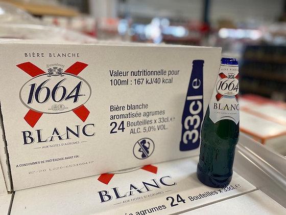 1664 blanche 24x33cl