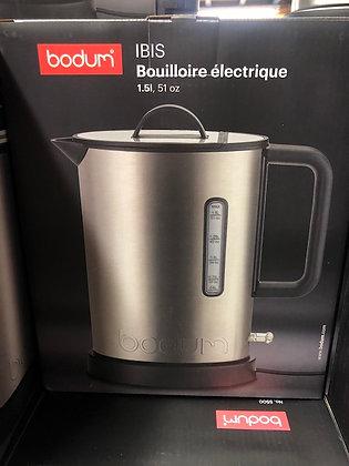 Bouilloire électrique - Bodoum - 1.5 l en inox