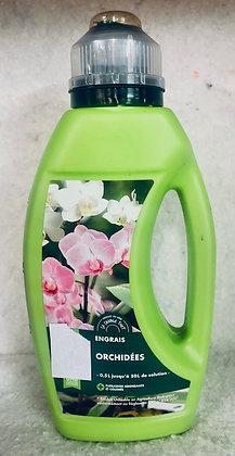 Engrais liquide spécial Orchidées 500ml