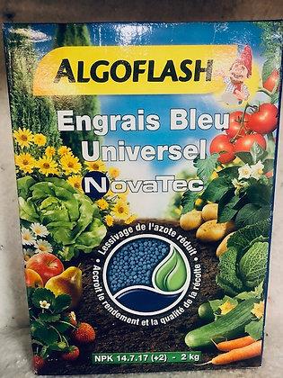Engrais bleu universel NOVATEC® 2 kg