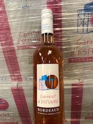 18 Bouteille Rosé Cabernet de l'Estuaire