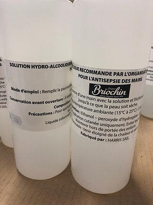 Solution hydroalcoolique Briochin 1L