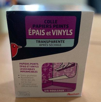 Colle Epais et Vinyles 300Gr