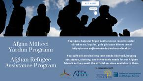 Afghan RefugeeAssistance Program