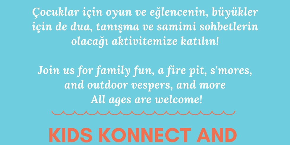 Kids Konnect and Outdoor Talks