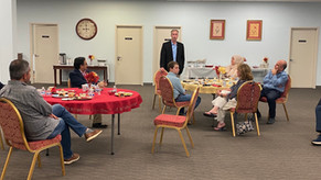 Ramadan Dinner with Virginia Delegates