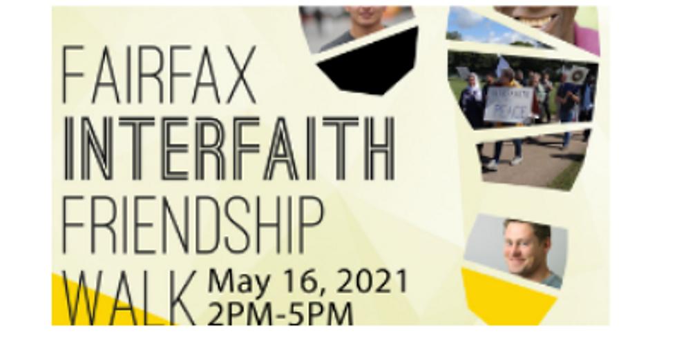 Fairfax Interfaith Friendship Walk