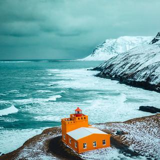 Saudanes lighthouse
