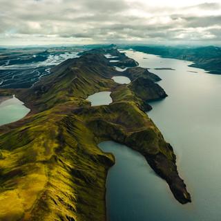 Langisjor lake