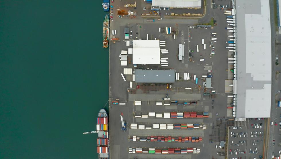 Samskip Container Dock