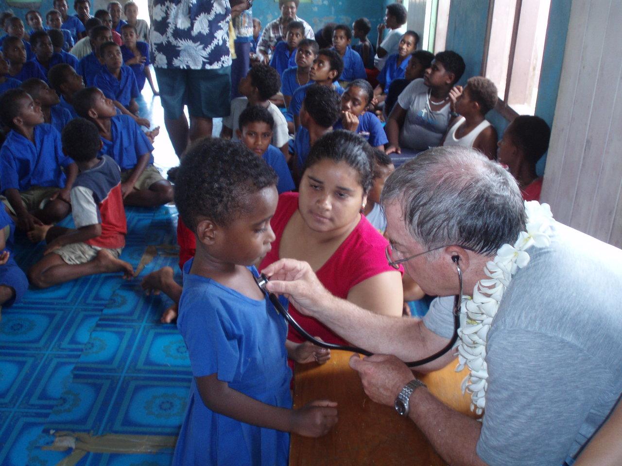 Fiji January 2007