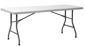 Table pliante 180 cm