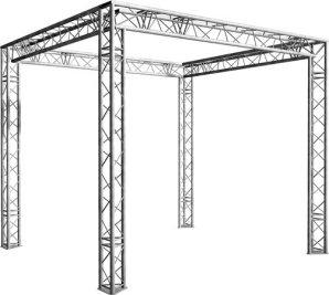Grill 6X6m - 3.5m de haut