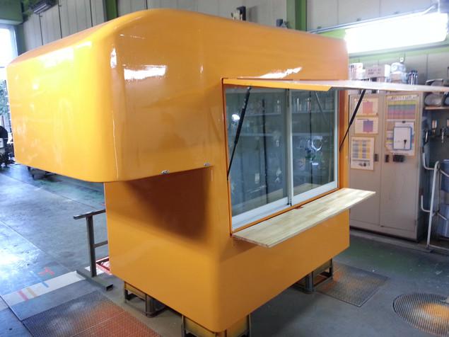 軽トラキッチンカー用|キッチンカー移動販売車製作