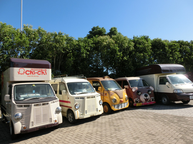 多種多様なキッチンカーのタイプキッチンカー移動販売車製作