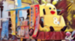 大型キッチンカー|キッチンカー専門の誠矢製作所のイラストキッチンカー移動販売車製作