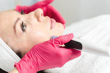Needle mesotherapy. Microneedle meso the