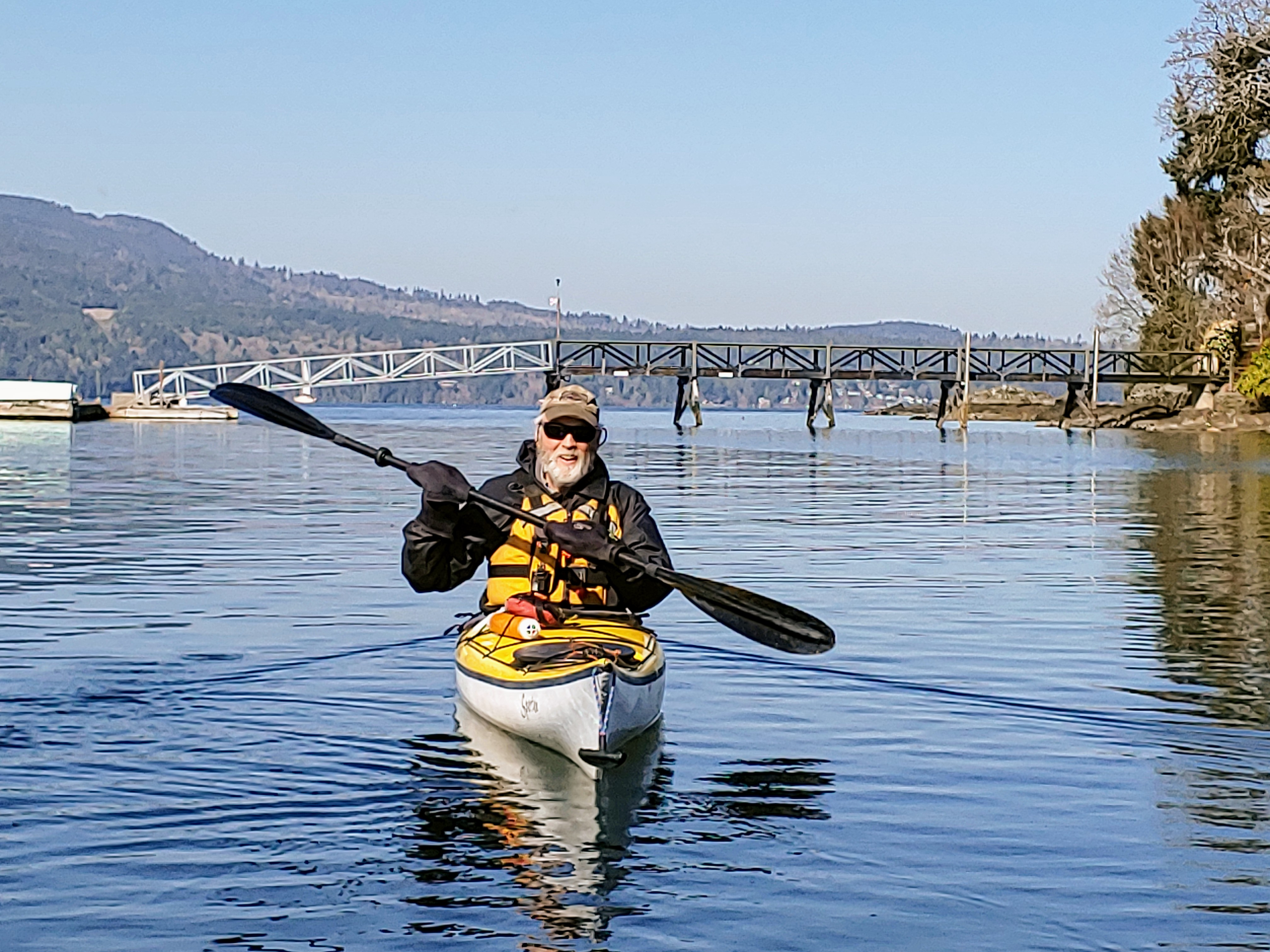Kayaking for all ages!