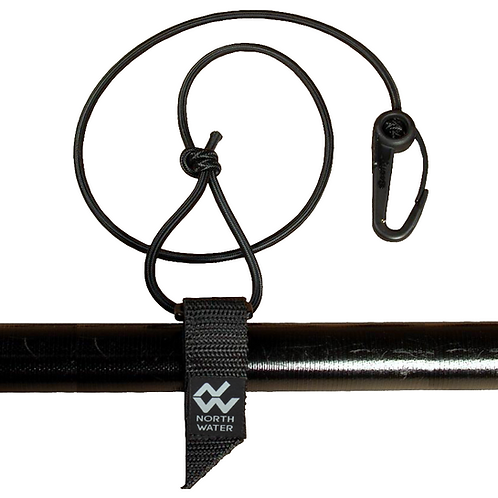 North Water Bungy Paddle Leash