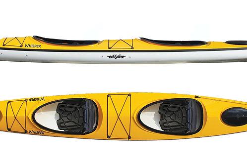 Eddyline Whisper Double Kayak
