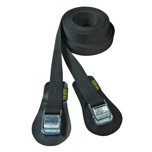 North Water Cam strap 12' Polyester
