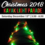 2018 Christmas Kayak Light Parade SOCIAL
