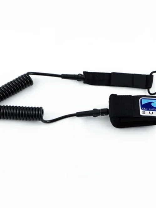 Leash SUP Coiled Ankle 10'