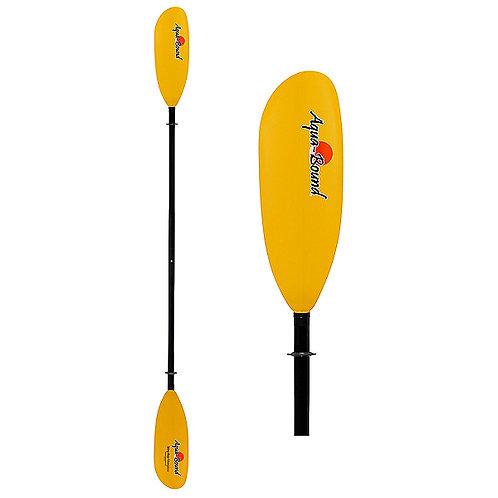 Sting Ray Yellow Fiberglass