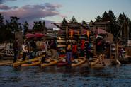 Glow tour paddle talk