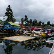 Our dock/ramp