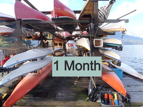 One Month Boat Storage at Pacifica