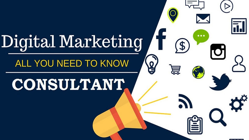 digital marketing Consultant company in