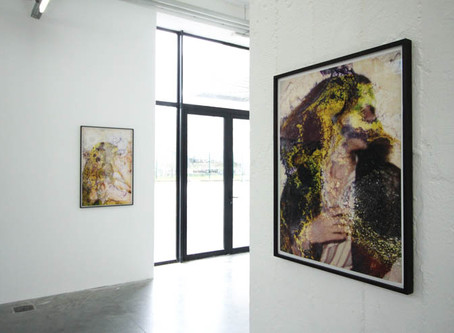 """""""Spatial Sublation"""" at WIELS Project Space, Brussels"""