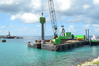 barge curacao