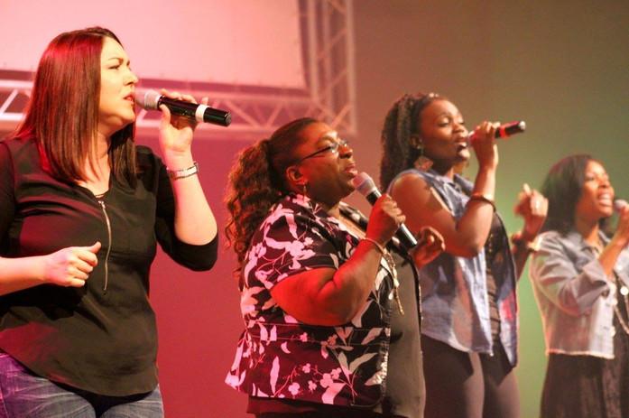 Kingdom Revival Church Worship Team
