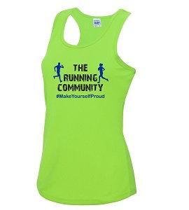 Women's Tech Running Vest