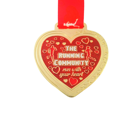 Run With Your Heart Challenge | 01.02.2021 - 28.02.2021