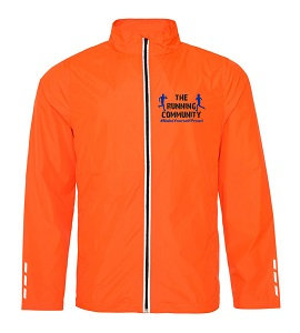 Unisex's TRC Running Jacket