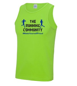 Men's Tech Running Vest
