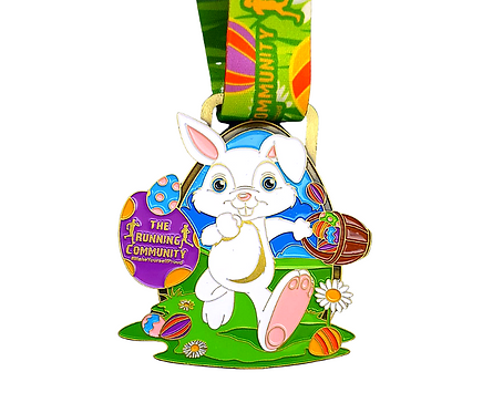 Run The Eggstra Mile Virtual Challenge   01.04.2021 - 31.05.2021