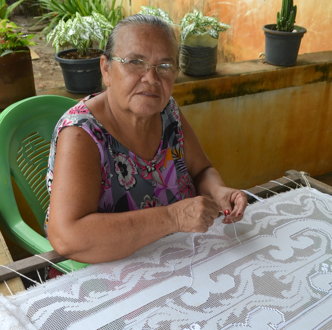 Labirinto, arte tradicional, Cumbe