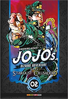 Jojo's - Stardust Crusaders volume 2