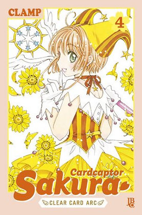 Cardcaptor Sakura Clear Arc - Volume 4