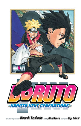 Boruto - Volume 4
