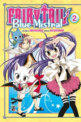 Fairy Tail Blue Mistral - Volume 2